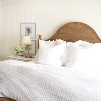 Master Bedroom | Linens