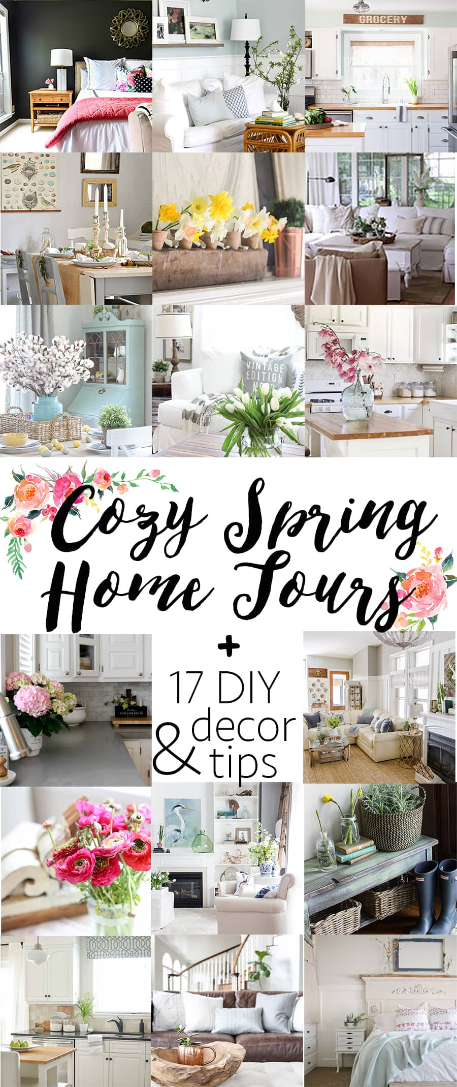 Cozy-Spring-Home-Tour-Collage