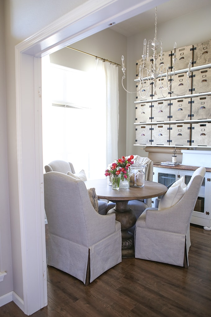 Home Office/Studio Makeover