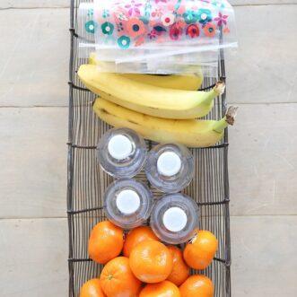 Mommy Survival Tip | Plan Ahead Snacks