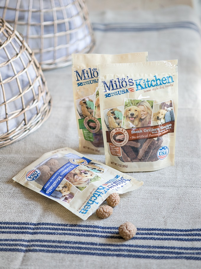 Dog Treats for our furry family member
