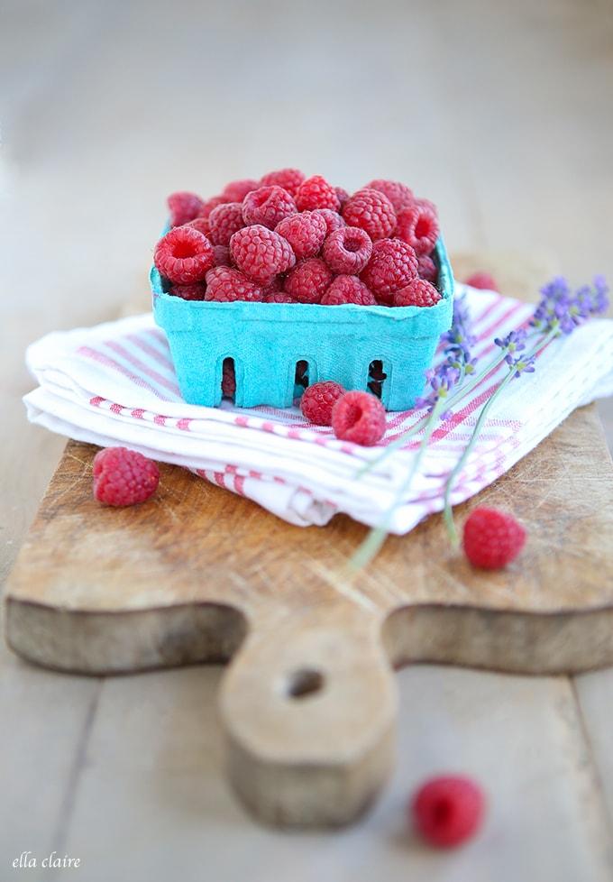 Canning Raspberry Jam