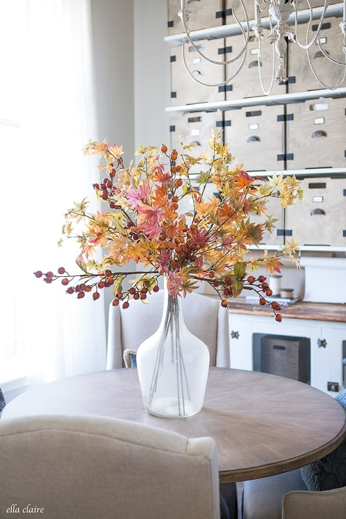 Fall Home Tour with Farmhouse Flair