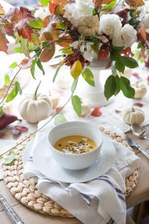 Easy elegant Autumn entertaining tips