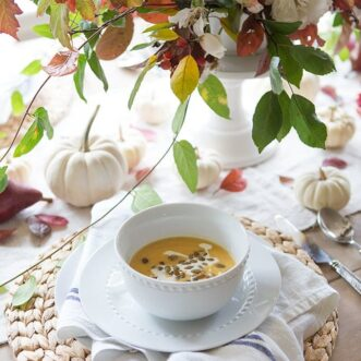Autumn Entertaining