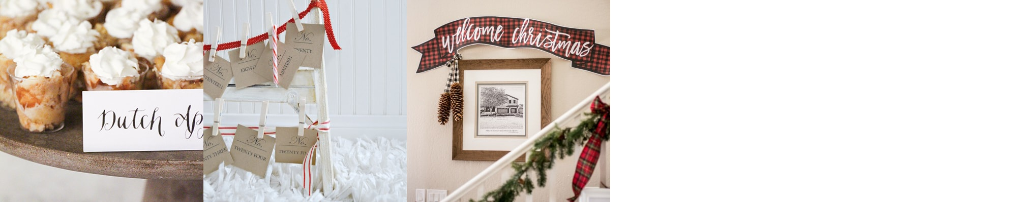 christmas printables from bloggers- Maison de Pax