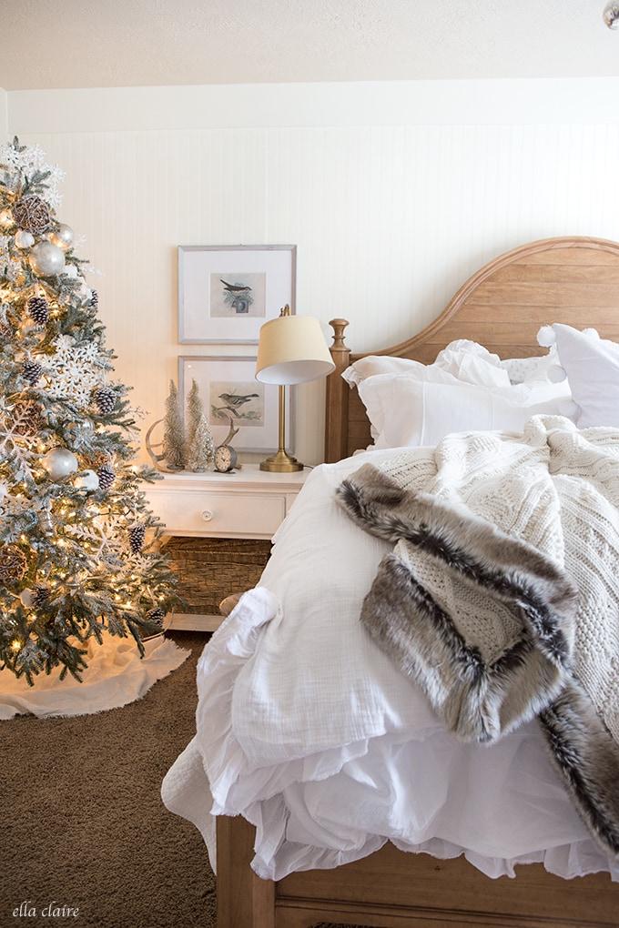 9457b9b09bfe9 Christmas Bedroom - Ella Claire