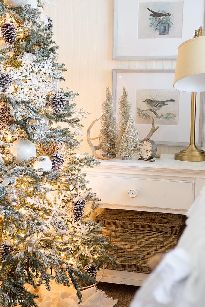 Christmas Bedroom Ella Claire