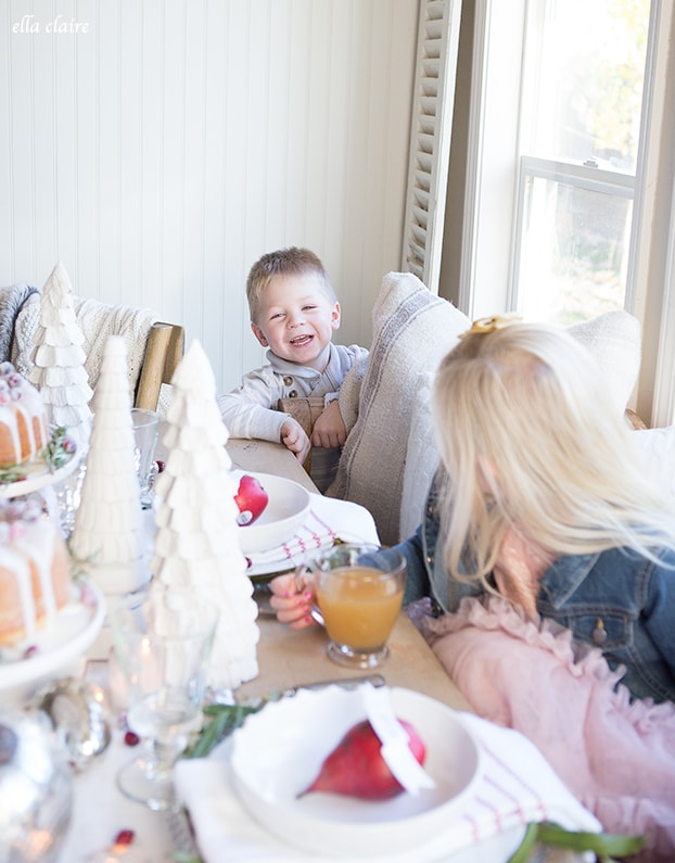 Family time | Farmhouse Holiday Series