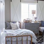 Navy and Ticking Boys Room