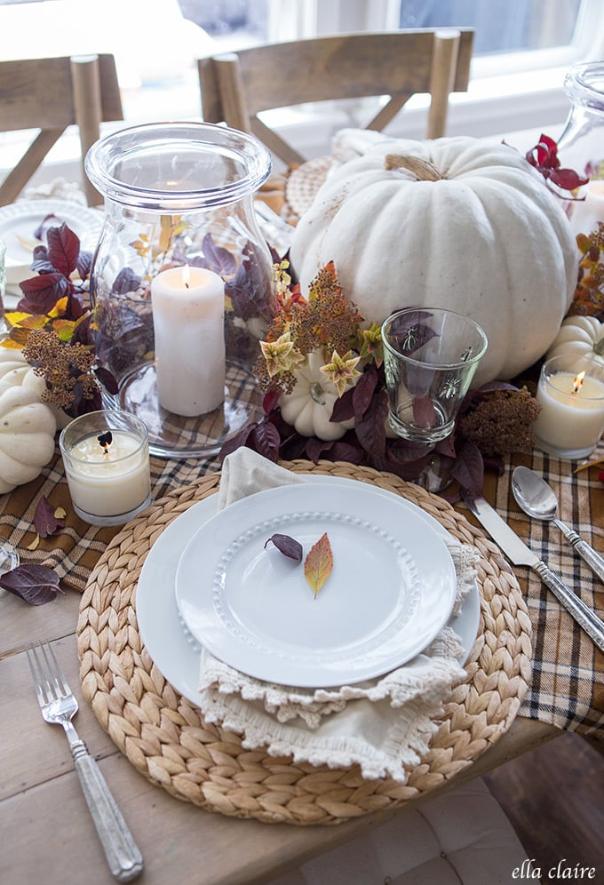 Simple Tips for effortless Fall Entertaining