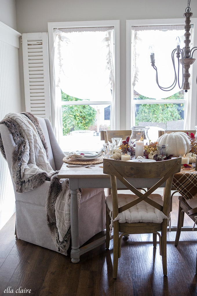 Simple Tips for Fall Entertaining