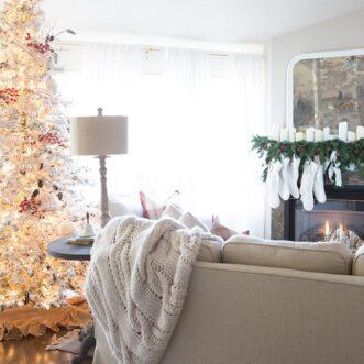 Christmas Tree Decorating and Ribbon Tips