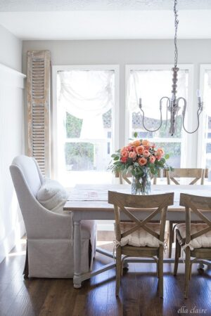 French Country Spring Decor