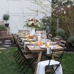 Simple Summer Outdoor Entertaining