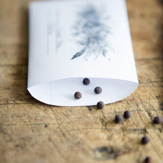 Free Printable Vintage Seed Packets + Butterflies Print
