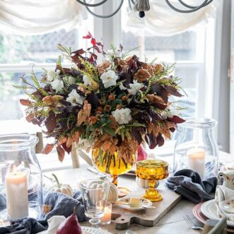 Fall Inspiration | Easy Elegance Wednesday