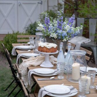 14 Summer Tablescape Ideas for Outdoor Entertaining