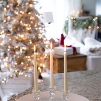 Traditional Vintage Christmas Home Tour | Holiday Housewalk