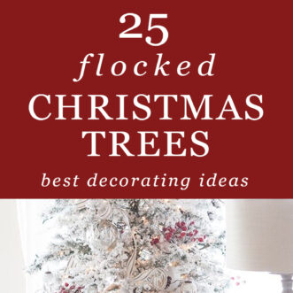 25 decorated trees for Christmas